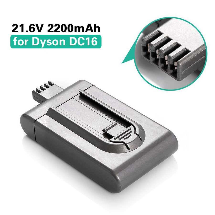 21.6V 2200mAh Vacuum Cleaner Battery Dyson DC16 BP01 12097 912433-01 Bateria