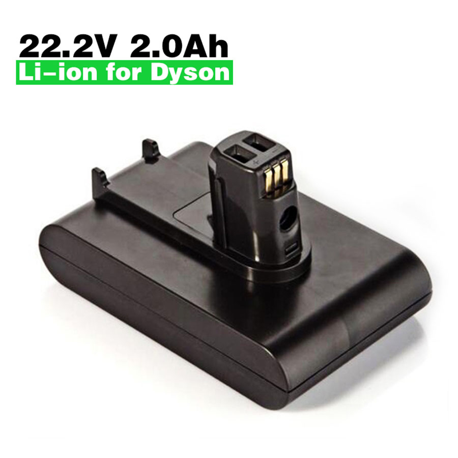 New 22.2V 2000mAh Battery Dyson Type A DC31 DC34 DC35 917083-05 Vacuum Cleaner Battery