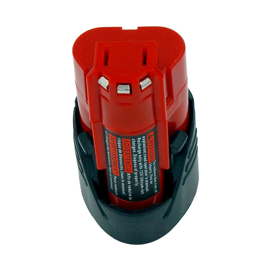 12V 2000mAh M12 Battery MILWAUKEE 48-11-2440 48-11-2411 48-11-2401 48-11-2402 C12 BX