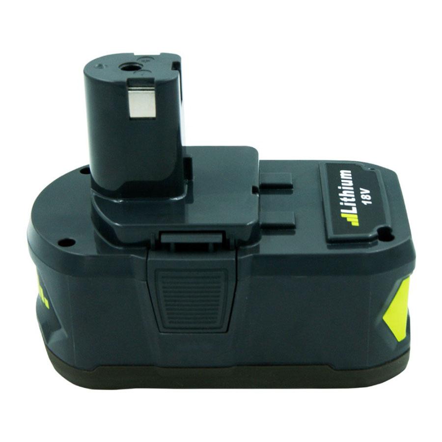 New 18V 5000mAH Lithium Ion Battery Ryobi 18-Volt P122 P102 P103 P105 P107 P108
