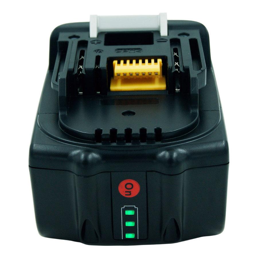 18V 6000mAh Battery Makita Power 194309-1 BL1815 BL1830 BL1840 LXT400 LED Light NEW UPGRADE PCB