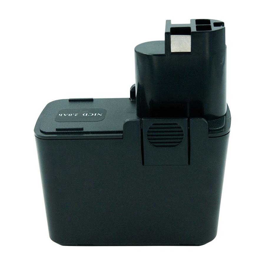 2PCS 9.6V 2000mAh Ni-CD Battery Bosch Power BAT001 2607335037 2607335072 2607335152