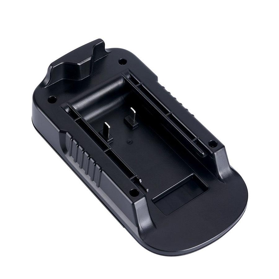 20V Battery Adapter Black Decker Stanley Porter Cable 20V Lithium Battery to Black Decker 18V