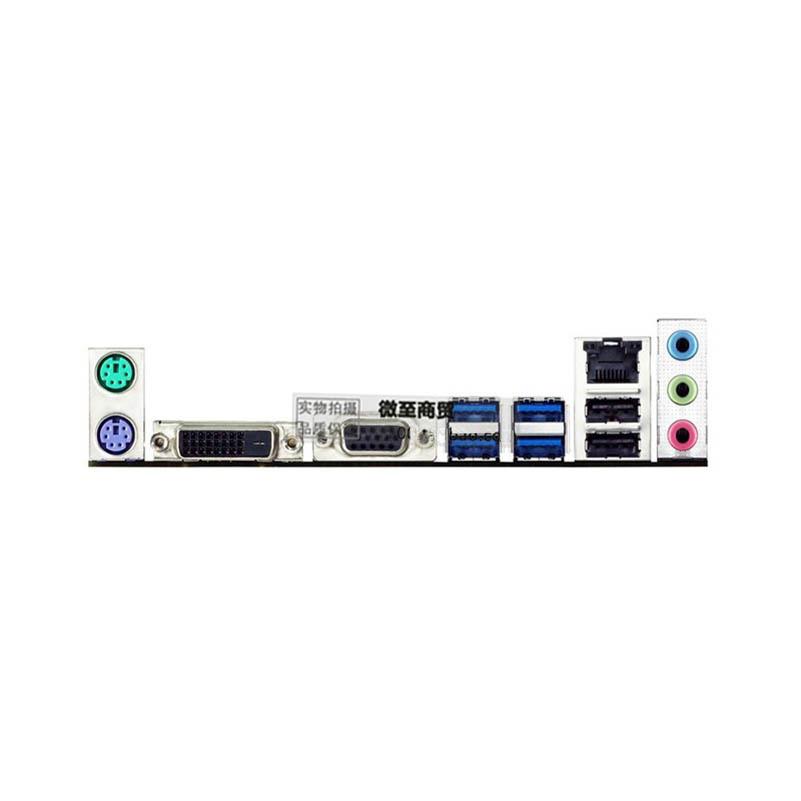 BIOSTAR HI-FI B150S1 NEW B150 deska LGA 1151 DD3 podpora G4560 SATA3 64G USB3.0 Micro ATX