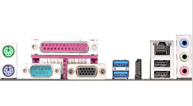 6PCIE 6GPU New ASROCK H81 Pro BTC DDR3 1150 Mining Board (instead of TB250-BTC H110 TB350 PRO TB85 H61B HiFI H81S2 P61S2)