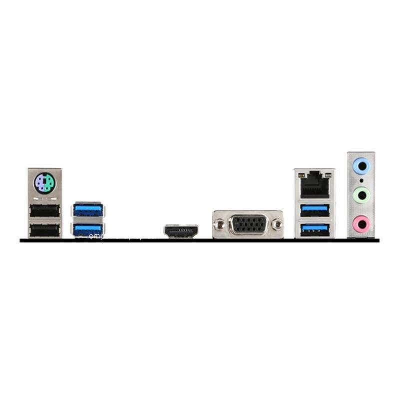 MSI B150M PRO-VH DDR4 NEW B150 Motherboard LGA 1151 support G4560 SATA3 32G USB3.0 Micro-ATX