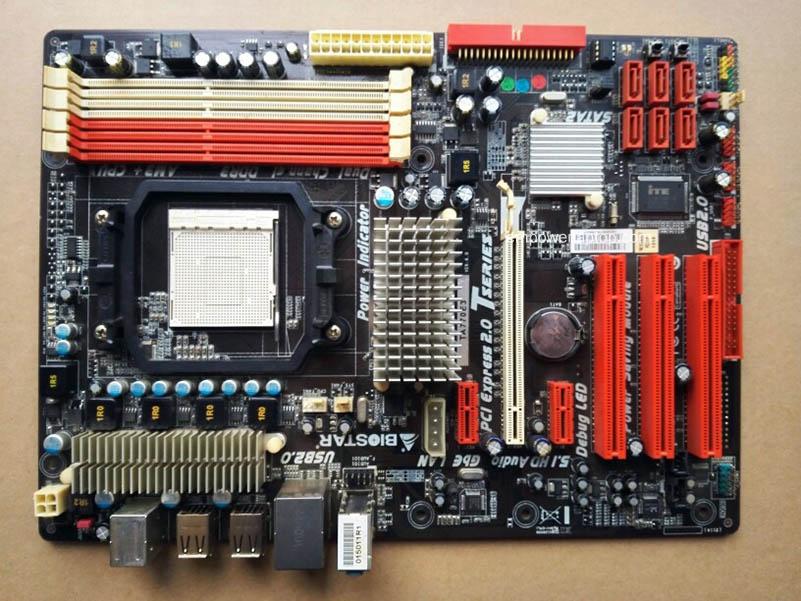 Biostar TA770E3 USB 2.0 Controller Drivers Windows 7