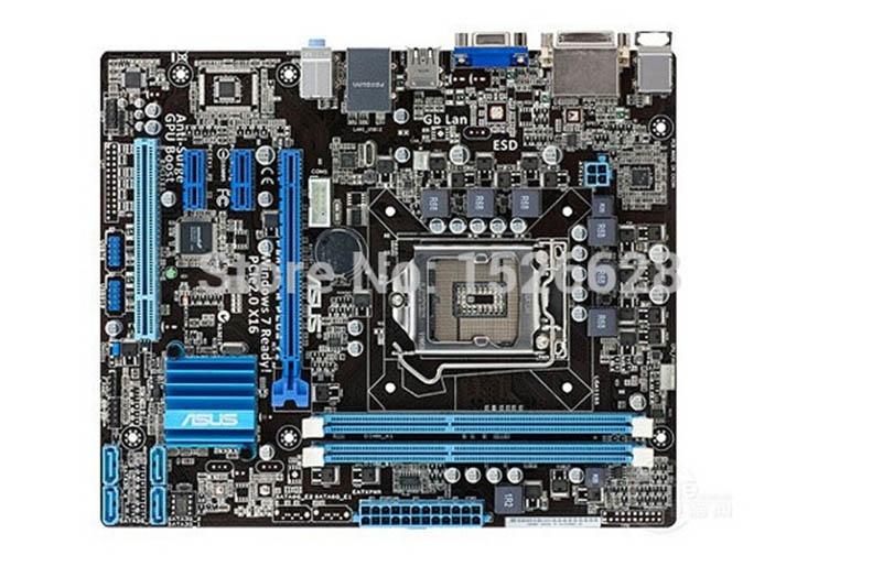 motherboard ASUS P8H61-M PLUS V2 DDR3 LGA 1155 16GB H61 Desktop motherboard