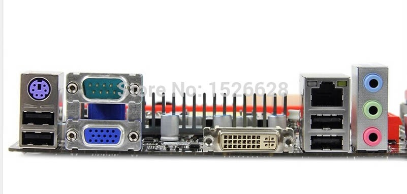 100% motherboard Biostar TH61A LGA 1155 DDR3 Motherboard Desktop Boards
