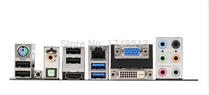 motherboard MSI Z68A-GD55(B3) DDR3 LGA 1155 Z68 32GB Z68A-GD55 i3 i5 i7 Desktop motherborad