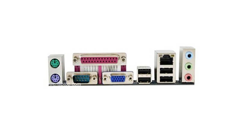 Gigabyte GA-G41M-ES2L desktop motherboard LGA 775 DDR2 G41M-ES2L G41 Micro ATX board mainboard