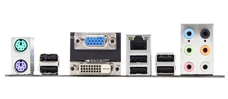 100% motherboard MSI A55M-P35 DDR3 Socket FM1 A55 Integrated All solid Desktop motherborad