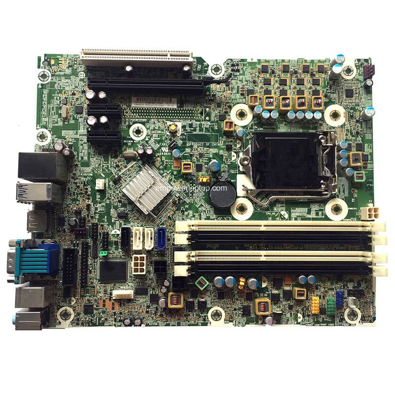 High quanlity Motherboard HP 6300 Pro 657239-001 656961-001 Q75 LGA 1155 System Board 100% tested