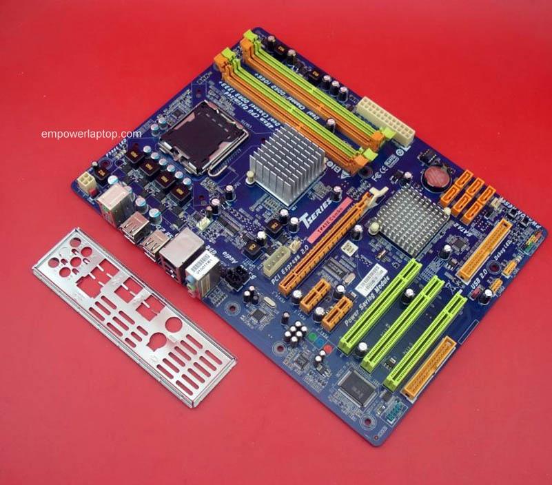 100% motherboard Biostar TP43E Combo LGA 775 DDR2/DDR3 Motherboard Desktop Boards