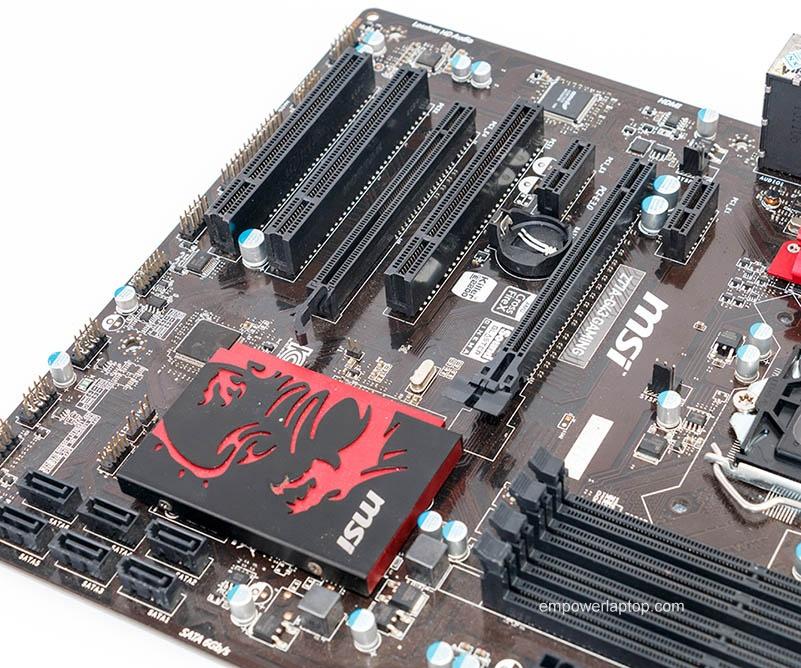 MSI Z77A-G43 GAMING Used Desktop Motherboard Z77 Socket LGA 1155 i3 i5 i7 DDR3 32G SATA3 USB3.0 ATX