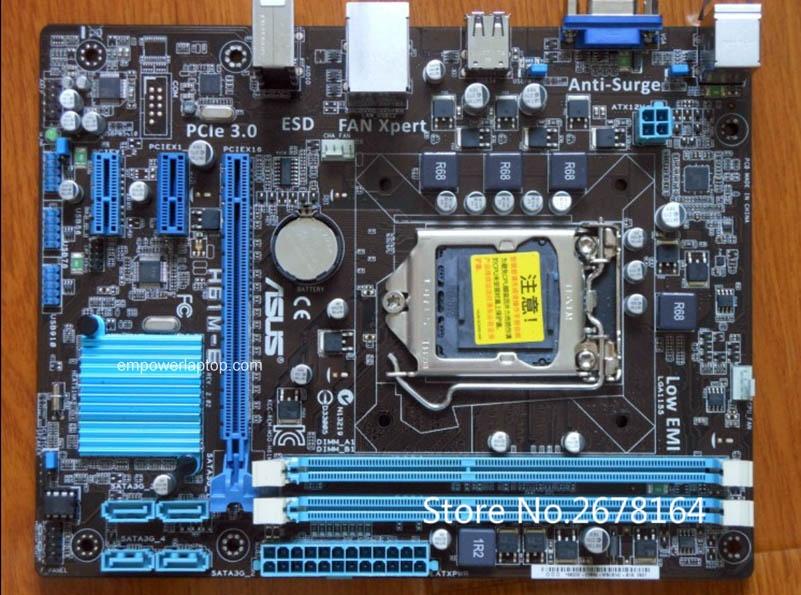 ASUS H61M-E Driver PC