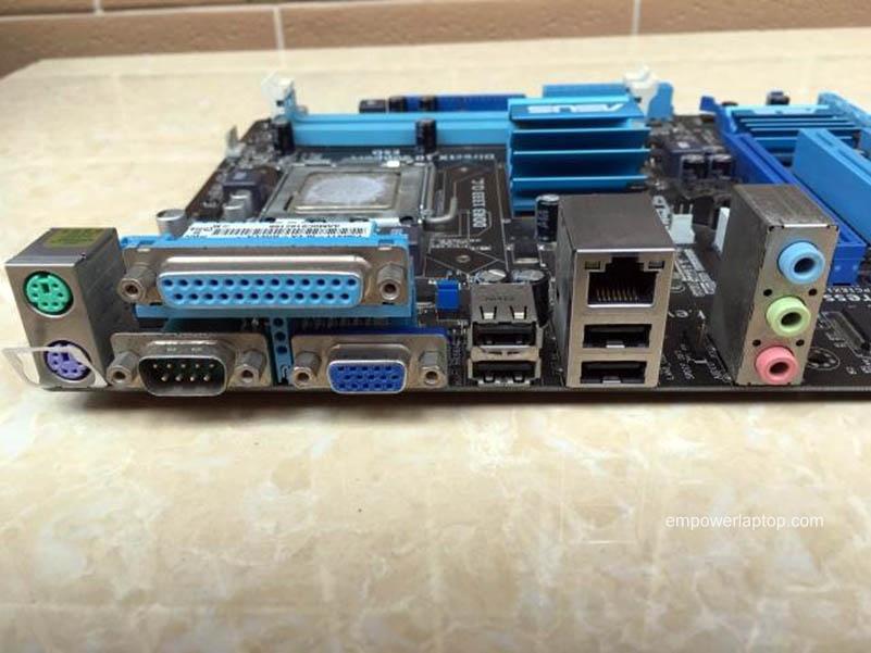 Asus P5G41T-M LX Used Desktop Motherboard Intel G41 Socket LGA 775 DDR3 8G SATA2 USB2.0 uATX