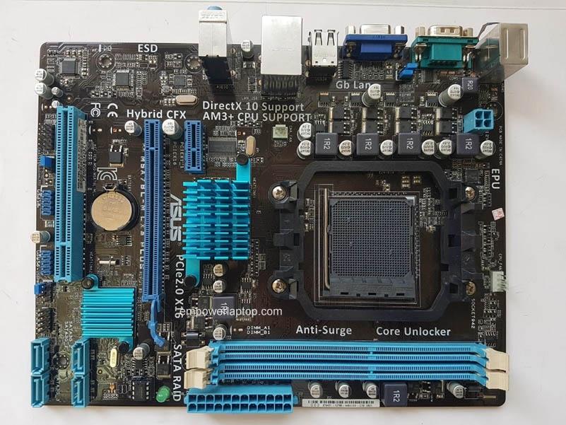 Asus M5A78L-M LX3 AMD Display Driver