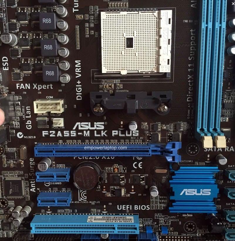 Asus F2A55-M LK PLUS Desktop motherboard Socket FM2 DDR3
