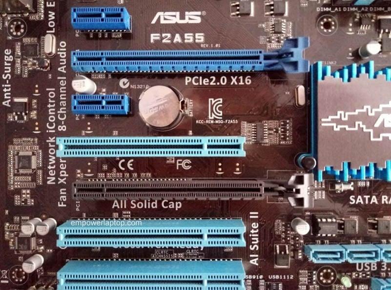 100% motherboard ASUS F2A55 DDR3 Socket FM2