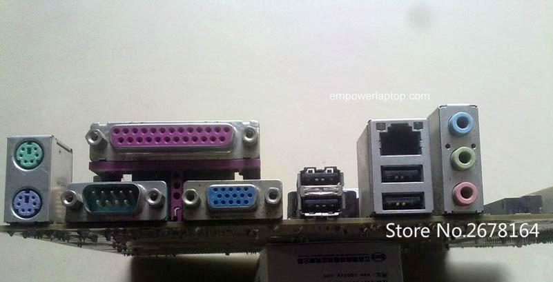 Desktop motherboard ASUS P5GC-MX/1333 LGA 775 DDR2 Intel 945GC