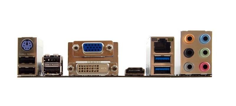 Used,100% Biostar Hi-Fi Z87W LGA 1150 DDR3 RAM 32G Motherboard ,100% tested