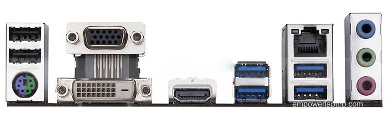 Gigabyte Desktop Motherboard B250 LGA 1151 DDR4 PCI-E 3.0 M.2 SATA III USB3.0 VGA DVI HDMI Micro ATX