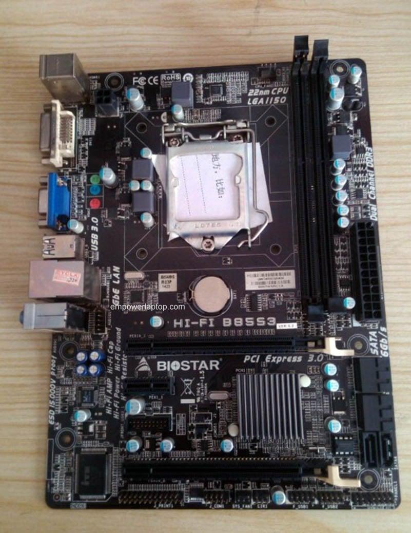 Biostar Hi-Fi B150Z5 Intel LAN Treiber Herunterladen