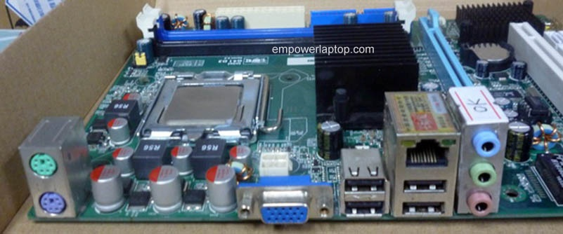 Used, Colorful C.G41H D3 775 pin G41 fully integrated motherboard DDR3 ,100% tested