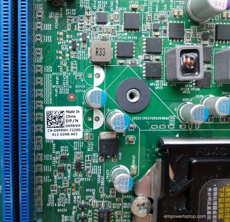 Reboto Dell 7010 Desktop Motherboard CN-09PR9H 9PR9H LGA 1155 DDR3 100% tested