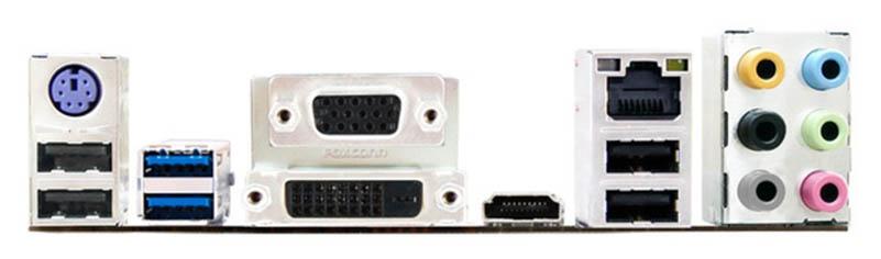 Full new,BIOSTAR Hi-Fi B85S3+ 1150 B85 Motherboard Support 4590 E3-1231 V3