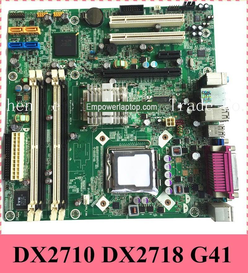 Reboto HP DX2710 DX2718 Desktop Motherboard G41 480734-001 468195-001 100% tested