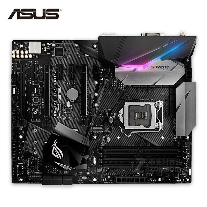 Asus Rog Strix Z270e Gaming Z270 Lga 1151 Atx Motherboard