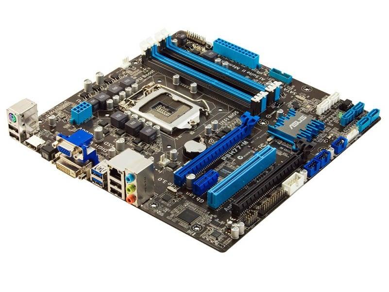 motherboard ASUS P8H77-M DDR3 LGA1155 32GB Intel H77 Desktop motherborad