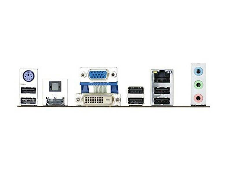 Used, Asus M4A88T-M LE Used Desktop Motherboard 880G Socket AM3 DDR3 SATA II USB2.0