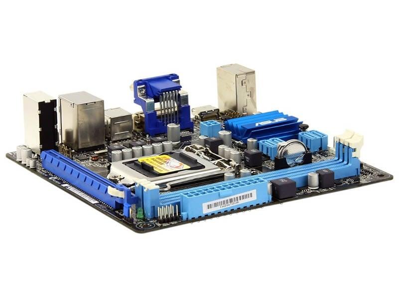 motherboard ASUS P8H61-I DDR3 LGA 1155 16GB Intel H61 Desktop motherborad