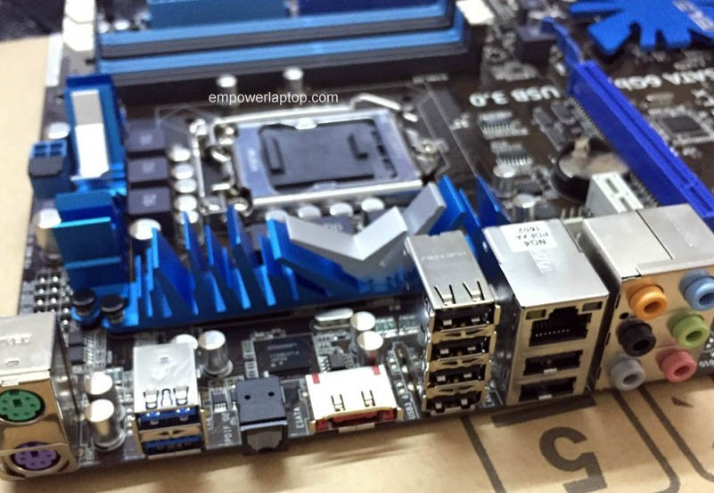 motherboard ASUS P7P55D-E LX LGA1156 DDR3 P55 Desktop Motherboard