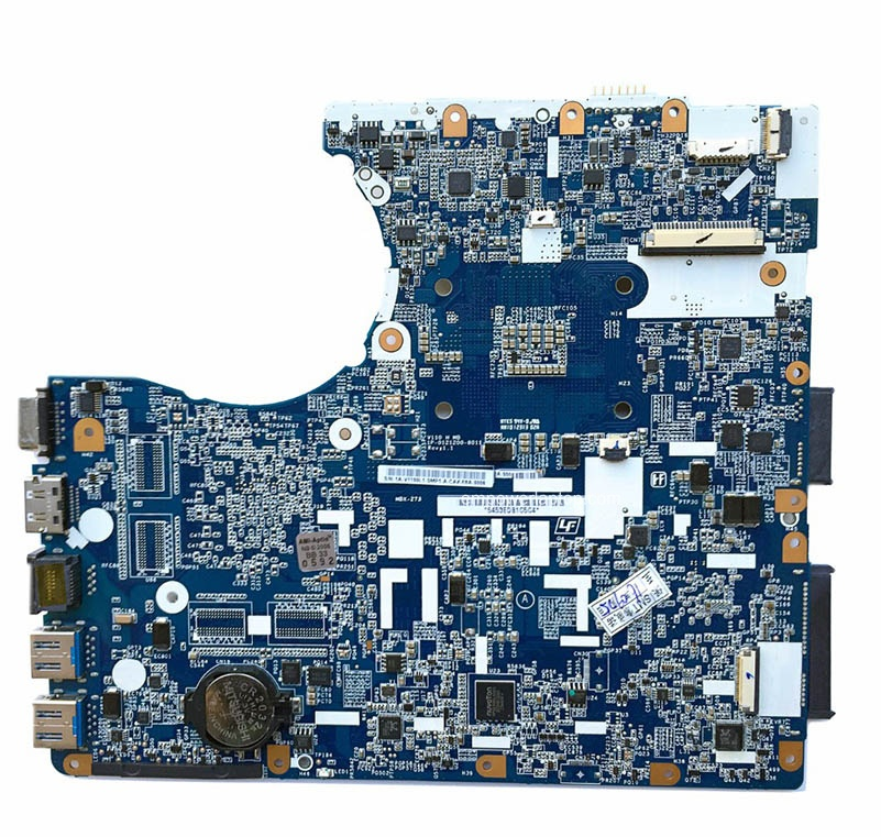 Reboto High quality SONY MBX-273 Laptop Motherboard A1871416A 1P-0121200-8011 Mainboard 100% Tested Fast Ship
