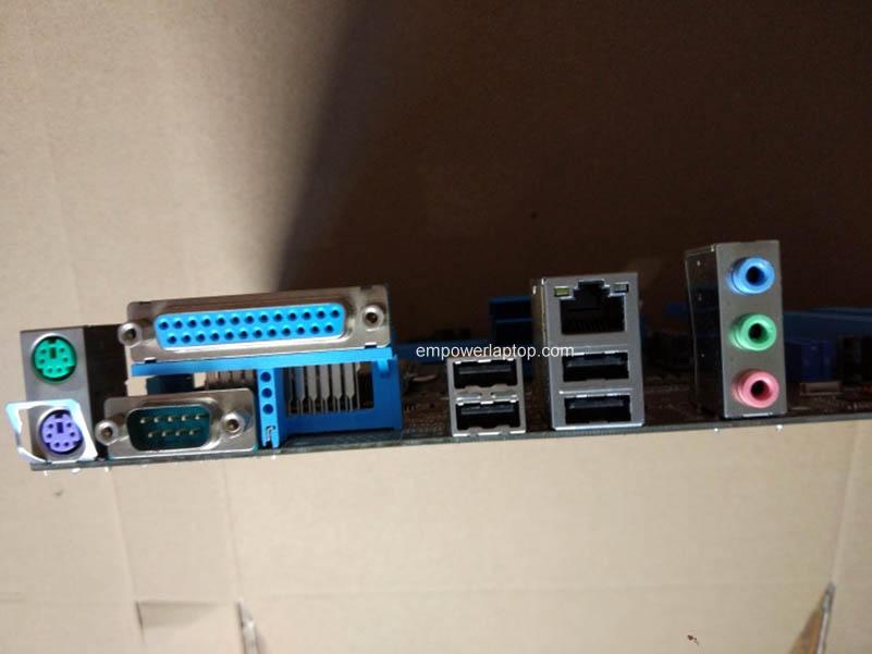Used, Asus P5P41T Used Desktop Motherboard G41 Socket LGA 775 DDR3 8G SATA2 USB2.0 ATX