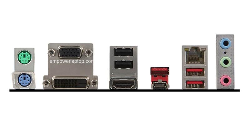 MSI B250M GAMING PRO Desktop Motherboard B250 LGA 1151 DDR4 PCI-E 3.0 M.2 USB3.1 VGA DVI HDMI Micro ATX