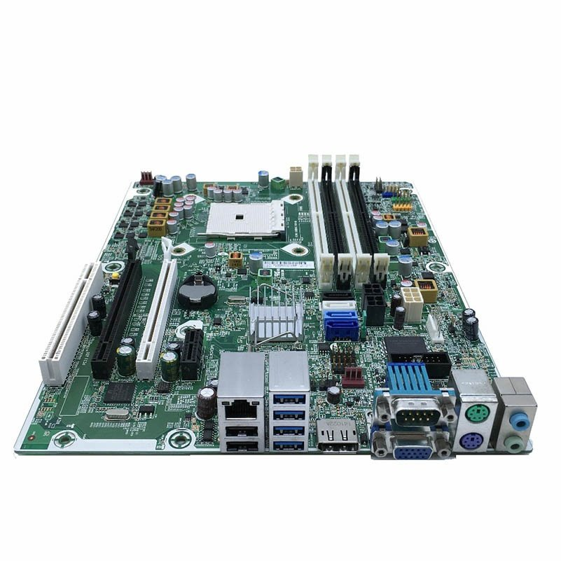 Reboto High quality Desktop Motherboard HP Pro 6305 SFF DDR3 676196-002 703596-001 703596-501 100% Tested Fast Ship