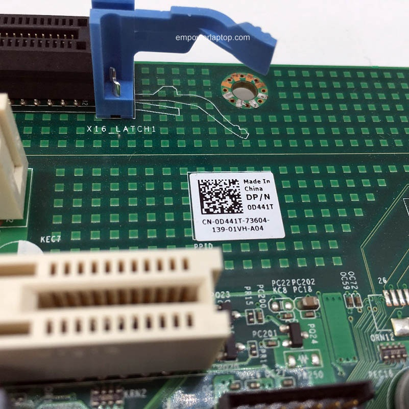 Reboto High quality Desktop Motherboard DELL OPX 980 MT LGA1156 CN-0D441T 0D441T D441T DDR3 Q57 100% Tested Fast Ship