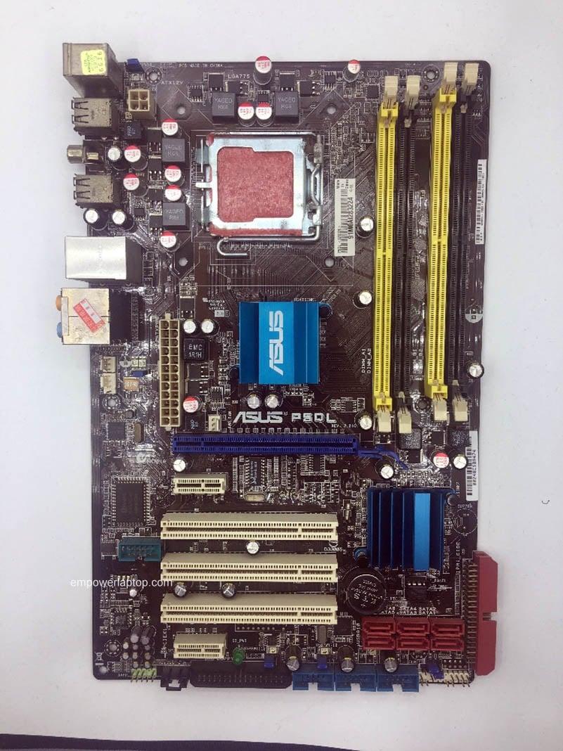 motherboard ASUS P5QL DDR2 LGA775 P43 Desktop motherborad