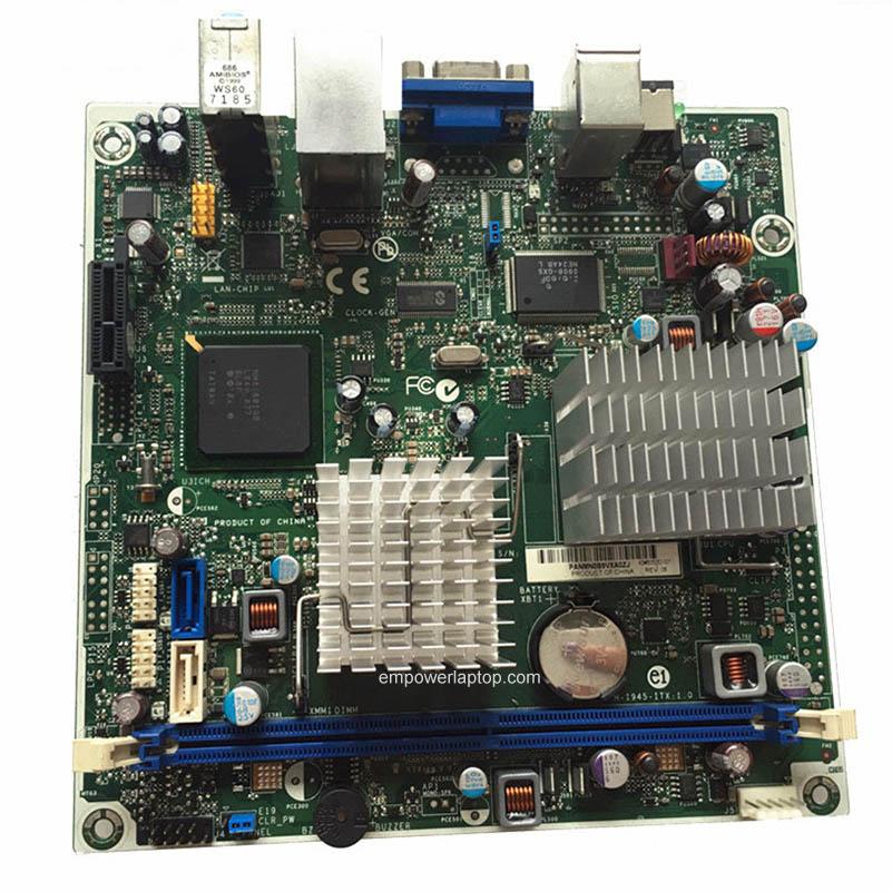 Reboto High quality HP CQ2300 330 Mini-ITX Desktop Motherboard mainboard 505052-001 H-I945-ITX DDR2 100% Tested Fast Ship