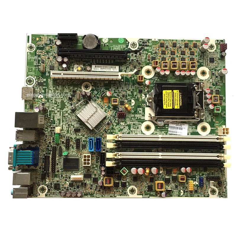 628930-001 628655-001 Desktop motherboard mainboard HP RP5800 POS system board H61 100% tested