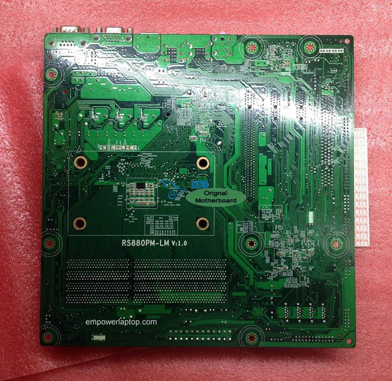 Lenovo M77 Desktop Motherboard A880M RS880PM-LM DDR3 Mainboard 100%tested fully work