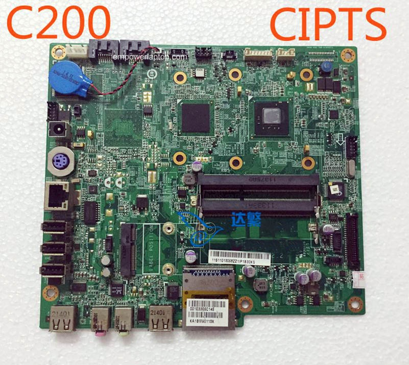 Lenovo C200 DDR3 AIO Motherboard CIPTS V:2.2 Mainboard 100%tested fully work