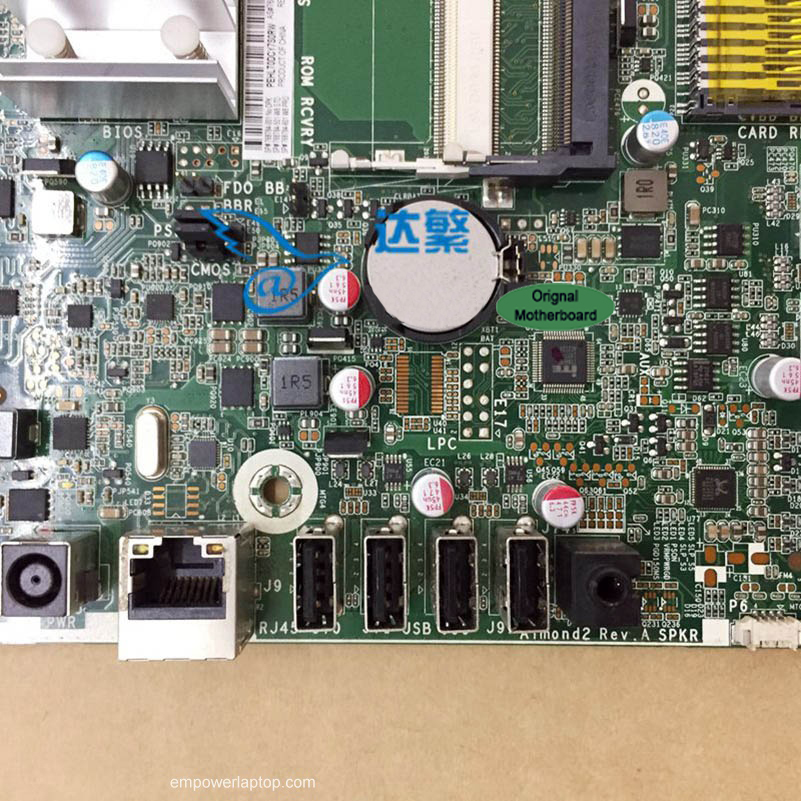 768784-001 HP 205 G2 AIO Motherboard 806244-001 806244-501 Mainboard 100%tested fully work