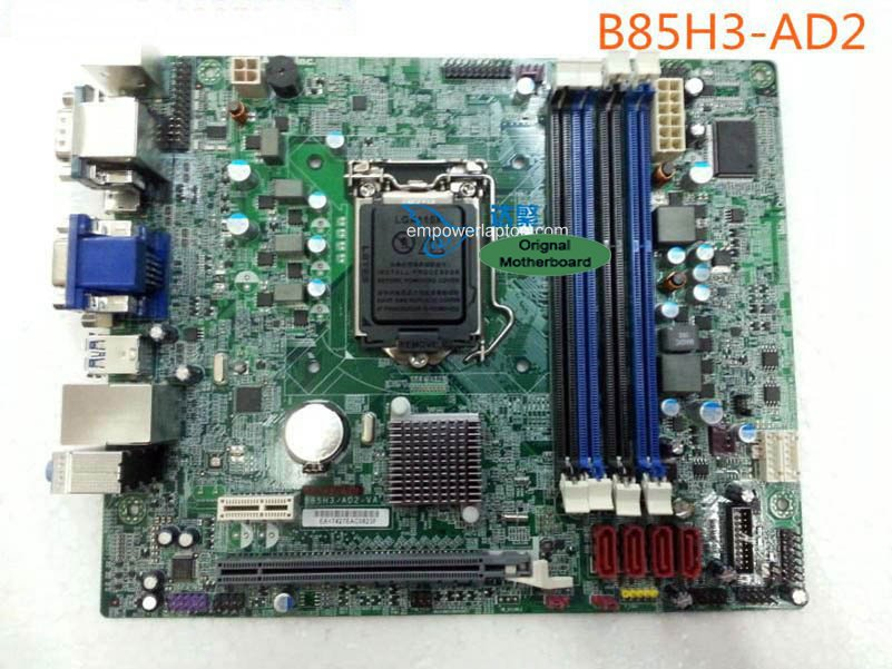 ACER X4630G Desktop Moederbord B85H3-AD2 LG1150 moederbord 100% volledig getest werkt