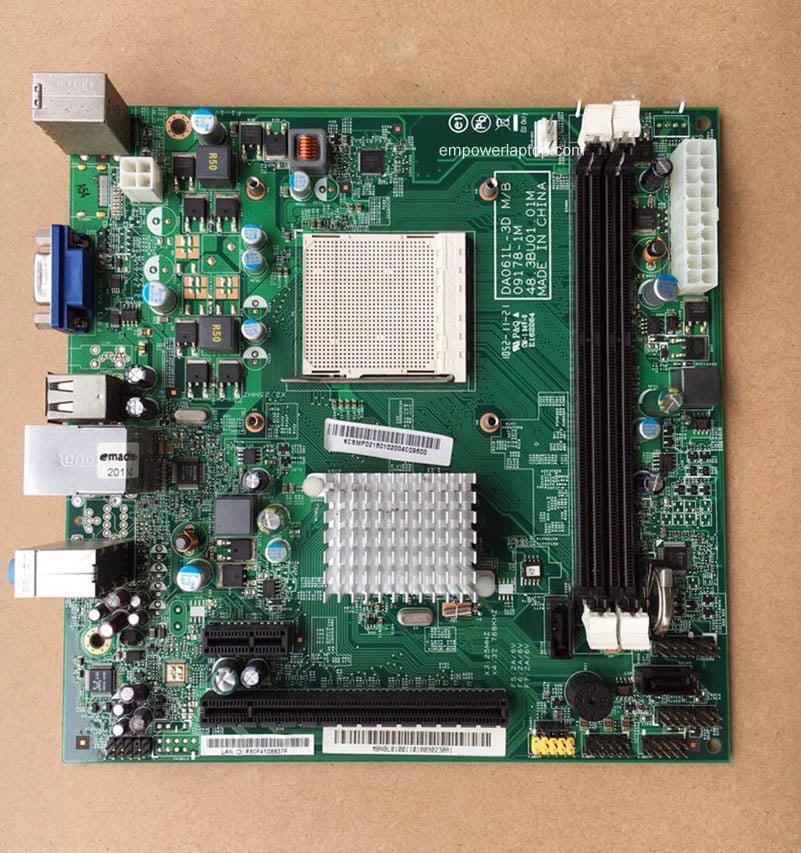 ACER EL1350 EL1352 EL1358G Desktop Motherboard DA061L-3D Mainboard 100% testé entièrement travail